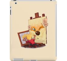 Calvin And Hobbes Sketch iPad Case/Skin