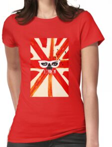 London Eye 578 Womens Fitted T-Shirt