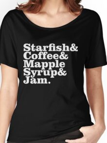 Starfish & Coffee Prince Women's Relaxed Fit T-Shirt