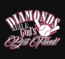 Diamonds Are a Girl's Best Friend by Deni Morace Barbay
