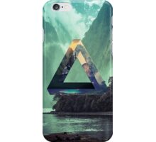 Penrose Mountains iPhone Case/Skin
