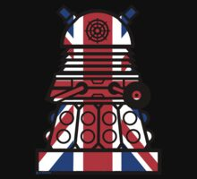 Dr Who - Jack Dalek One Piece - Short Sleeve