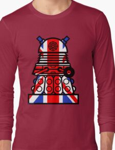 Dr Who - Jack Dalek Long Sleeve T-Shirt