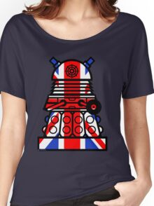 Dr Who - Jack Dalek Women's Relaxed Fit T-Shirt