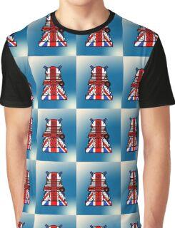 Dr Who - Jack Dalek Graphic T-Shirt