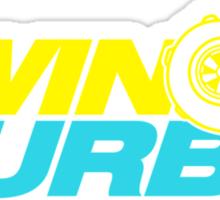 TWIN TURBO (5) Sticker