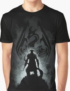 The Dovahkiin Graphic T-Shirt