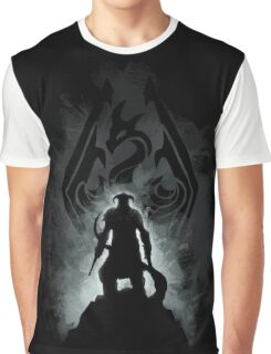 The Dovahkiin Graphic T-Shirt