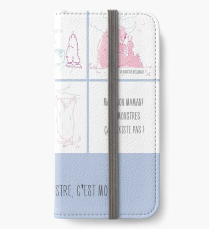 Petits monstres iPhone Wallet/Case/Skin