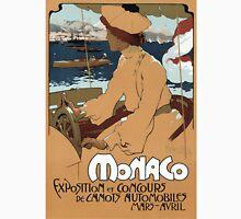 Vintage Monaco 1900 -  Hohenstein Adolph Unisex T-Shirt