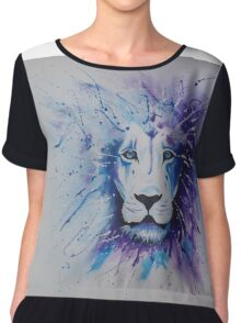 Lionstein by Lufty Chiffon Top