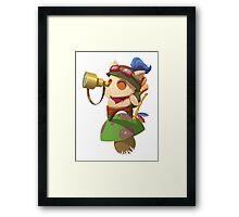MiniChamps - Teemo Framed Print