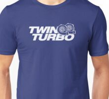 TWIN TURBO (7) Unisex T-Shirt