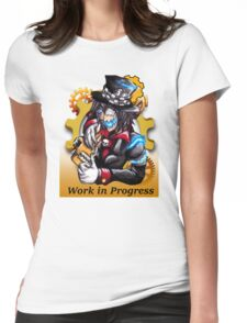 Work in Progress Womens Fitted T-Shirt