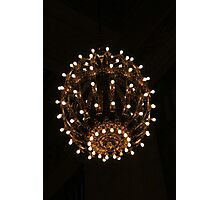 Vintage Light, Grand Central, NYC Photographic Print