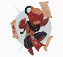 MiniChamps - Lee Sin by finch20046