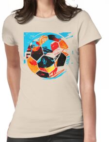 Life Ball 578 Womens Fitted T-Shirt