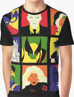 Collectible Characters Graphic T-Shirt
