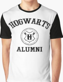 Hogwarts Alumni Graphic T-Shirt