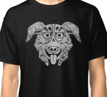 Mr. Pickles Illustration Classic T-Shirt
