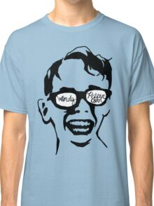 Oiling and Lotioning, Lotioning and Oiling Classic T-Shirt