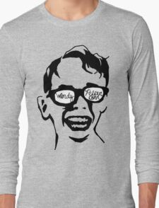 Oiling and Lotioning, Lotioning and Oiling Long Sleeve T-Shirt