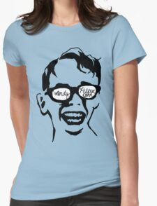 Oiling and Lotioning, Lotioning and Oiling Womens Fitted T-Shirt