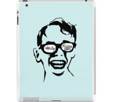 Oiling and Lotioning, Lotioning and Oiling iPad Case/Skin