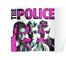 The Police Poster