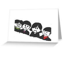 4 of Liverpool Greeting Card