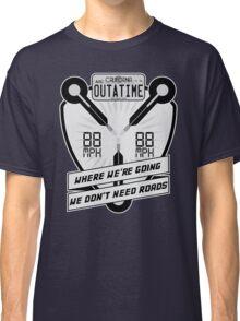 Flux Capacitor Redux Classic T-Shirt