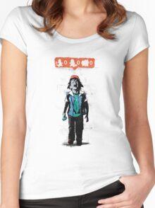 Social Gamer Women's Fitted Scoop T-Shirt