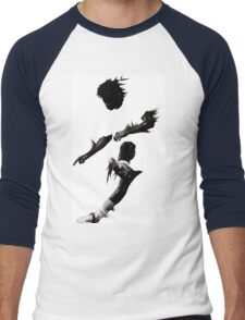 Shadows 578 Men's Baseball ¾ T-Shirt