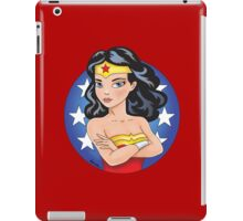 All American Girl iPad Case/Skin