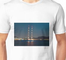 Ship with high masts Unisex T-Shirt