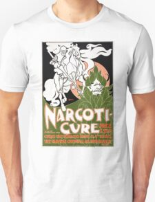 Vintage Narcoti-cure Advertising 1895 - William Bradley Unisex T-Shirt