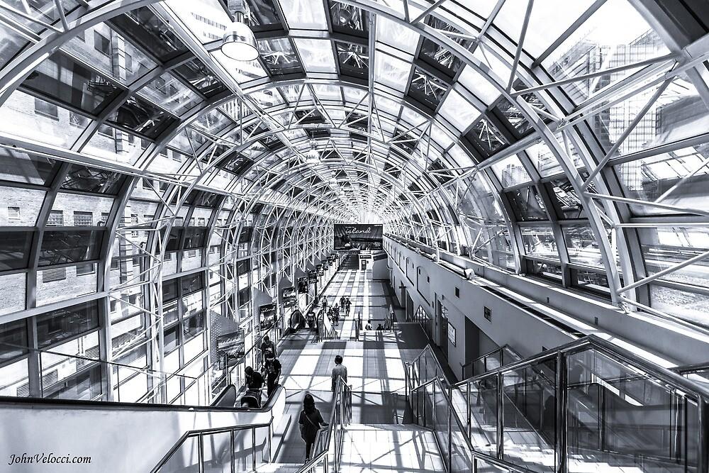 Toronto Skywalk by John Velocci