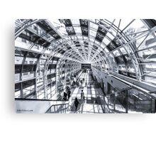 Toronto Skywalk Canvas Print