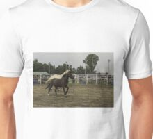 Horses in a trot Unisex T-Shirt