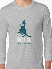 MIA - Made in Australia TSHIRT Long Sleeve T-Shirt