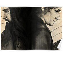 Thorin & Bilbo Poster