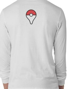 pokemon go plus cute  Long Sleeve T-Shirt