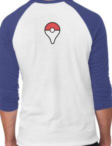 pokemon go plus cute  Men's Baseball ¾ T-Shirt