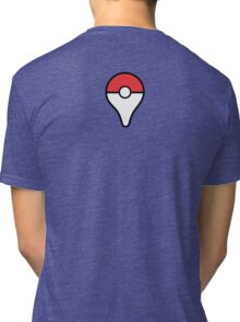 pokemon go plus cute  Tri-blend T-Shirt