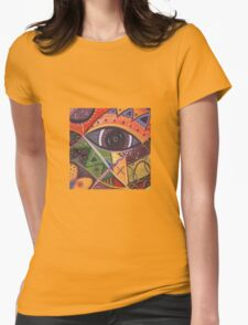 The Joy of Design III Womens Fitted T-Shirt