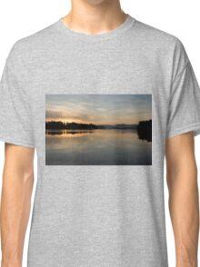 Tropical  Winter Dawn ~ Johnstone River Junction, Innisfail, FNQ.  Classic T-Shirt