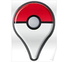 Pokemon Go Drop Pin Poster