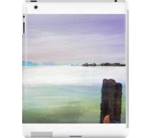 Chiemsee, Bavaria iPad Case/Skin