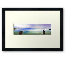 Chiemsee, Bavaria Framed Print