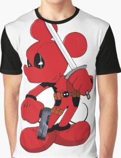 DeadMouse Graphic T-Shirt